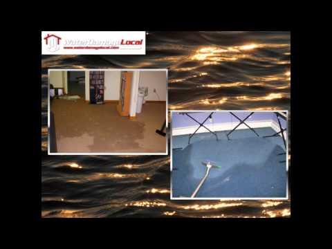 Water Damage Repair in League City, Texas - Water Damage Local