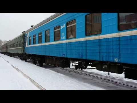 2М62У-0354 на станции Киров-Котласский