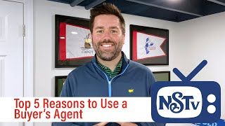 NSTV | 5 Reasons Why You Should Use A Buyer's Agent