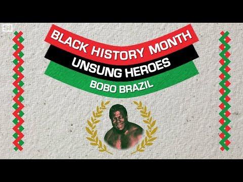 Wrestler Bobo Brazil broke barriers in the ring  | Black History Month | Sports Illustrated