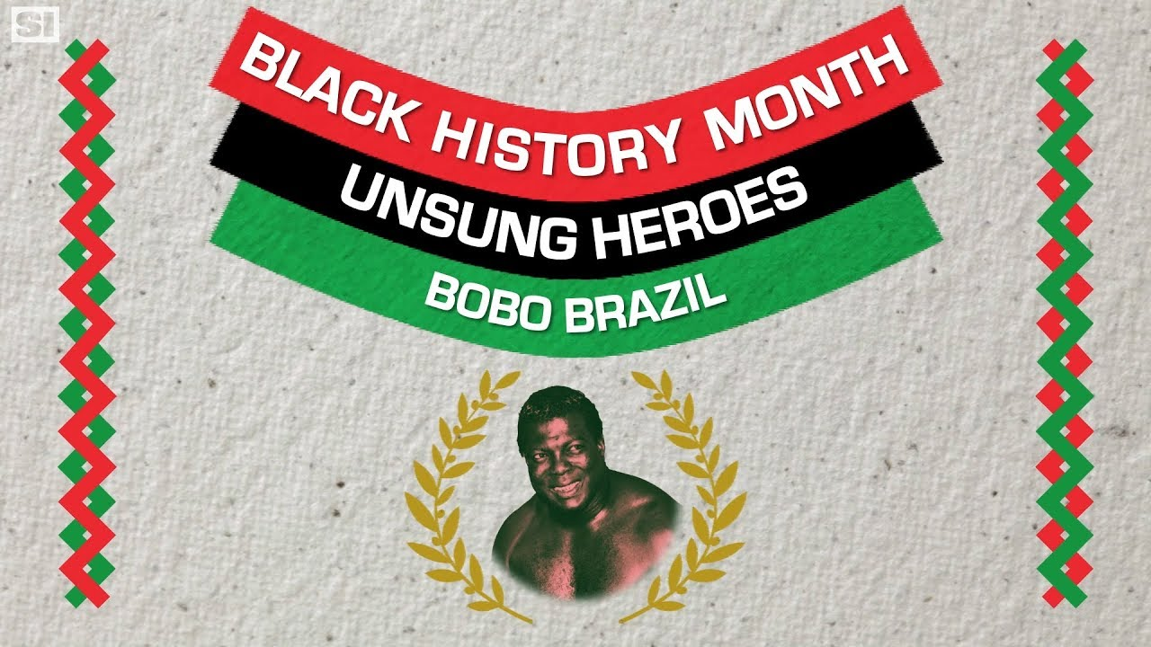 Wrestler Bobo Brazil broke barriers in the ring  | Black History Month