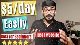 Earn$10/day Using This Amazing Website | Earn Money Online | Simple Copy Paste Work From Mobile