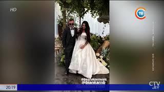 На свадьбе певицы Бьянки