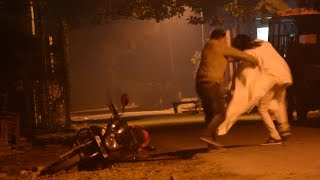 Funny Pranks -Scary Ghost Prank | Gone Wrong | Prank In India | The Gabruz