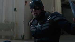 Капитан Америка против Жоржа Батрока | Первый Мститель:Другая Война (2014)