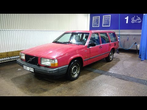 I Bought a 1990 Volvo 740 Wagon