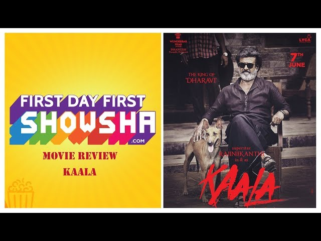 First Day First Showsha: Kaala - Movie Review | Rajinikanth