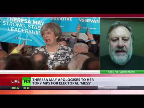 Thumbnail: Slavoj Žižek on the UK General Election outcome: 'A True Ethico-Political Miracle' (June 2017)