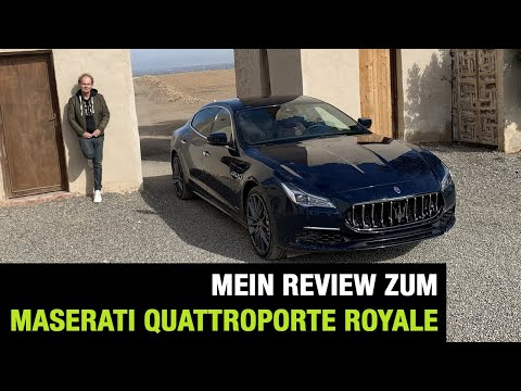 "2020 Maserati Quattroporte Royale (300 PS) 🇮🇹 Edition: ""One Of 100"" 
