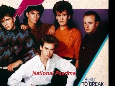 """Obscure 80's Bands """"National Pastime - Built To Break"""" (Complete Album)"""