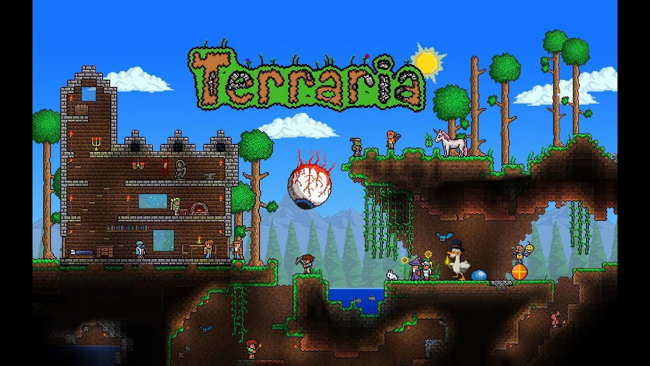 terraria treppe