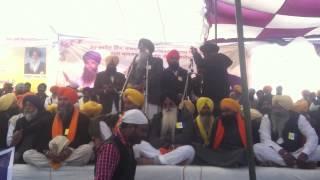 12 FEB 2014 | Sant Jarnail Singh Bhindranwalian Da Janam Divas Fatehgarh Sahib | SADA (MANN) 4.