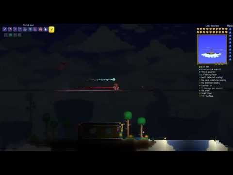 Terraria fall speed up