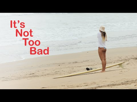 What Bad Surf In Bali Looks Like - Kuta Beach, 25 June 2021