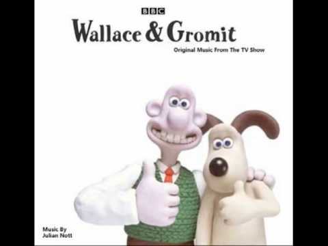 01. Wallace and Gromit Theme