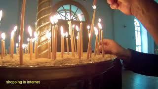 Казанский собор монастыря в Шамордино / Kazan Cathedral of the monastery in Shamordino