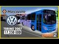 [OMSI 2] Torino 2007 Volksbus 17-230 EOD W.I.P - Mapa Belgrade Linha 15