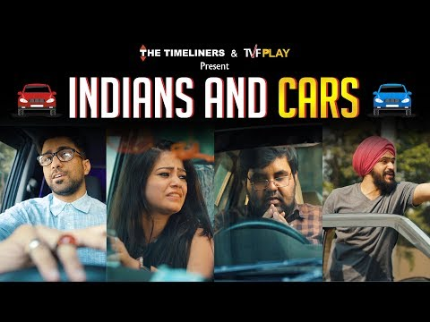 Indians And Cars | The Timeliners
