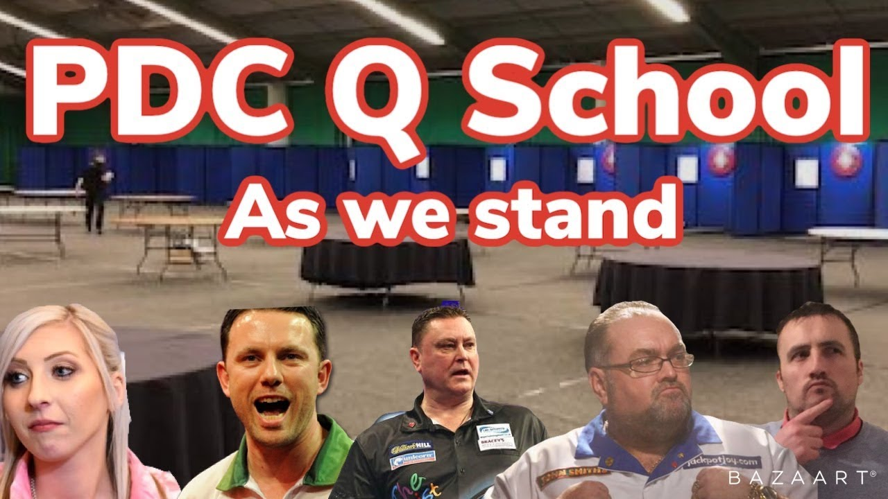 Pdc Q School