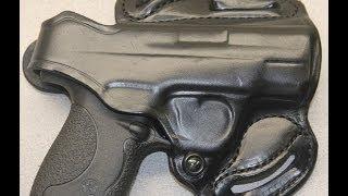 Desantis Thumb Break Scabbard holster for M&P Shield Review/Demo