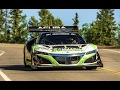 1050Hp Acura NSX // Electric Power on Pikes Peak