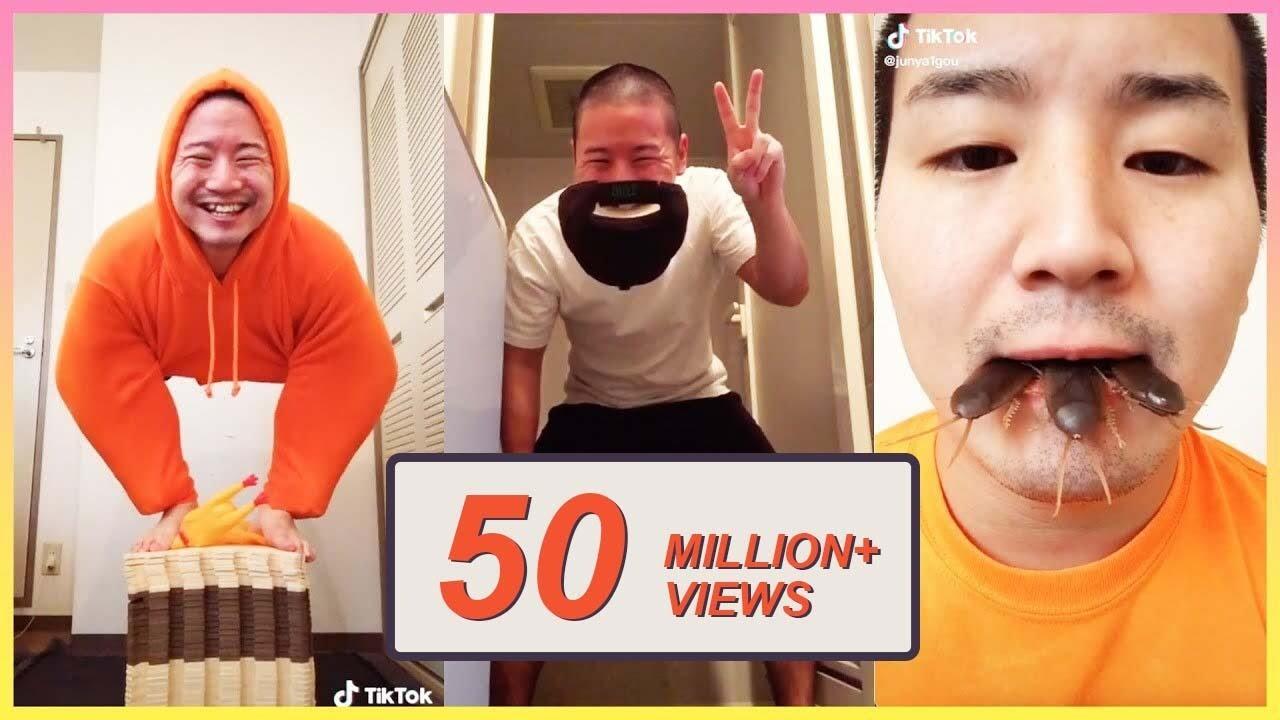 Download Junya Legend Funny Tiktoks Best of February  2021 | Junya 1 gou Videos | Junya  Most Funny Videos