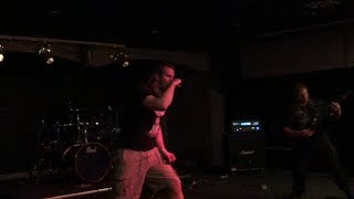 Extremely Rotten - Live in Tampa, FL - March 21, 2014 - Brass Mug