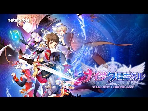 Keren Grafik Chibinya | Knights Chronicle [JP] Android Action-RPG (Indonesia)
