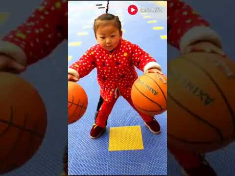 Chinese Kids Basketball Education