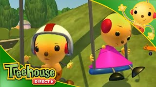 Rolie Polie Olie - Tug-A-Wheelie / Always Chasing Rainbows / Follow Yer Nose - Ep.61