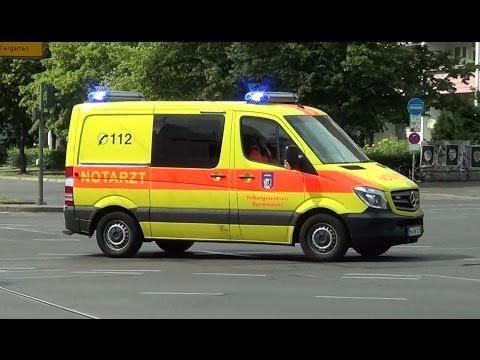 Berlin Bundeswehr NEF | Berlin German Army doctor car responding [GER | 9.6.2016]