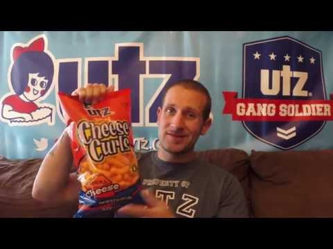 Utz Quality Foods Review #26 Cheese Curls New Design