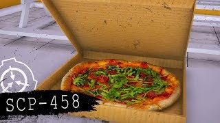 """THE NEVER ENDING PIZZA BOX"" SCP-458 