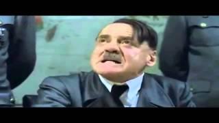 """[DPMV] Hitler sings """"Verrat, Verrat"""" (Voyage, Voyage)"""