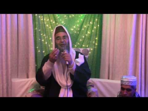 Mawlana Syed Ahmad Ashraf Jilani - Mehfil in North London