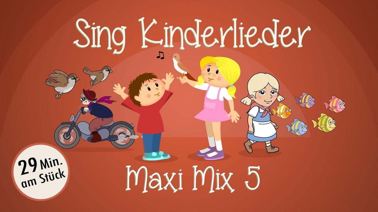 Sing Kinderlieder Mix