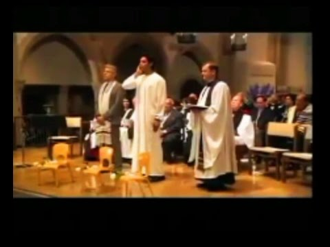Beautiful azan in the world in church   best azan you didn't listen  before