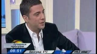 Jutarnji Program RTS Zeljko Joksimovic Promocija novog albuma