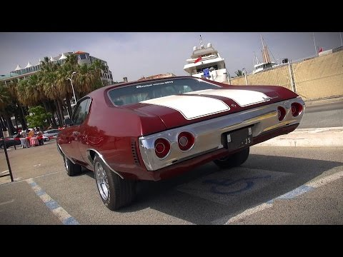 So Much AMERICAN MUSCLE in the FRENCH RIVIERA?