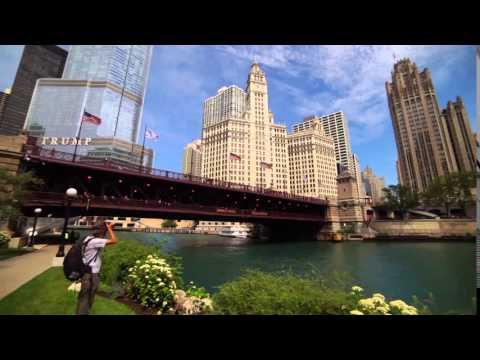 Road Trip USA: Exploring Downtown Chicago, Illinois
