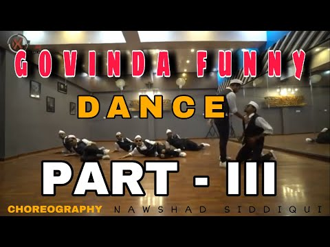 Govinda Funny Dance Part #3