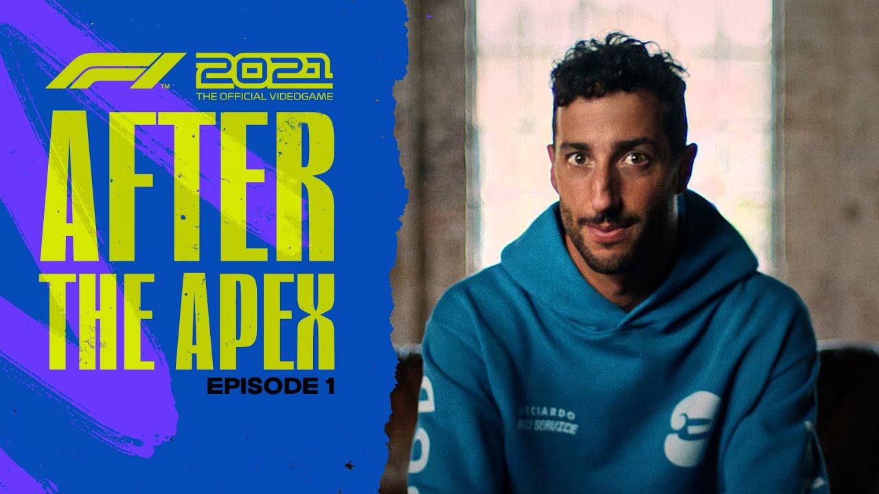 F1® 2021   After the Apex - Daniel Ricciardo (Episode 1) - F1® Games From Codemasters