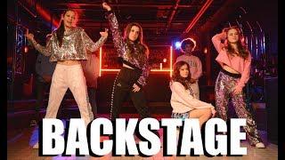 VIDEOCLIP 'GIRLBO$$' BACKSTAGE - 4LIFE