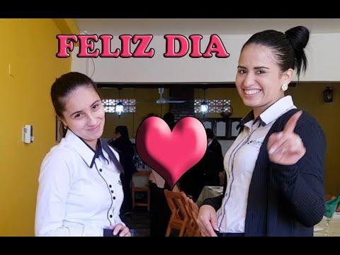 FELIZ DIA - Der Tag der Freundschaft in Paraguay - Sylvia Annau, EL PARAISO VERDE
