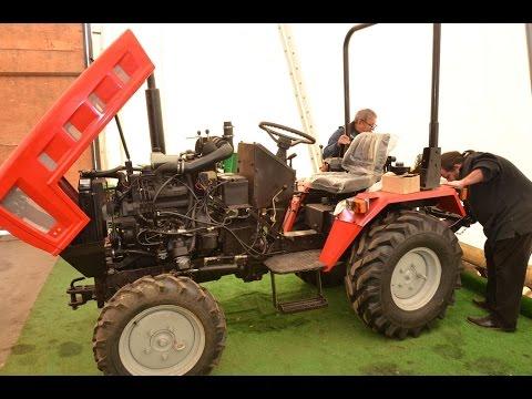 Культиваторы, мотоблоки, тракторы - тест-драйв тест драйв.
