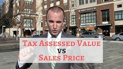 Tax Assessment vs Market Value | Why is the Tax Assessed Value Different than the Sales Price?