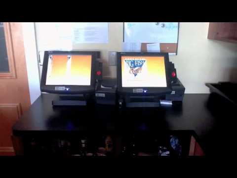 Big Fish Grill Uses QSR Kitchen Video And Digital Dining