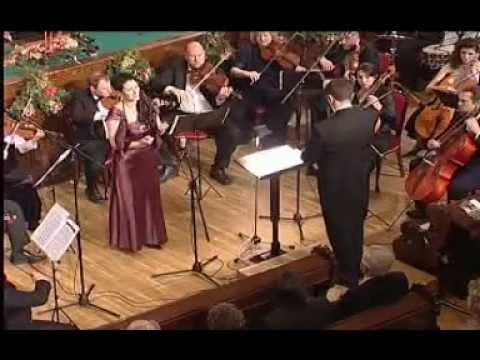 Gordana Kostic (London) performs Casta Diva from Opera Norma