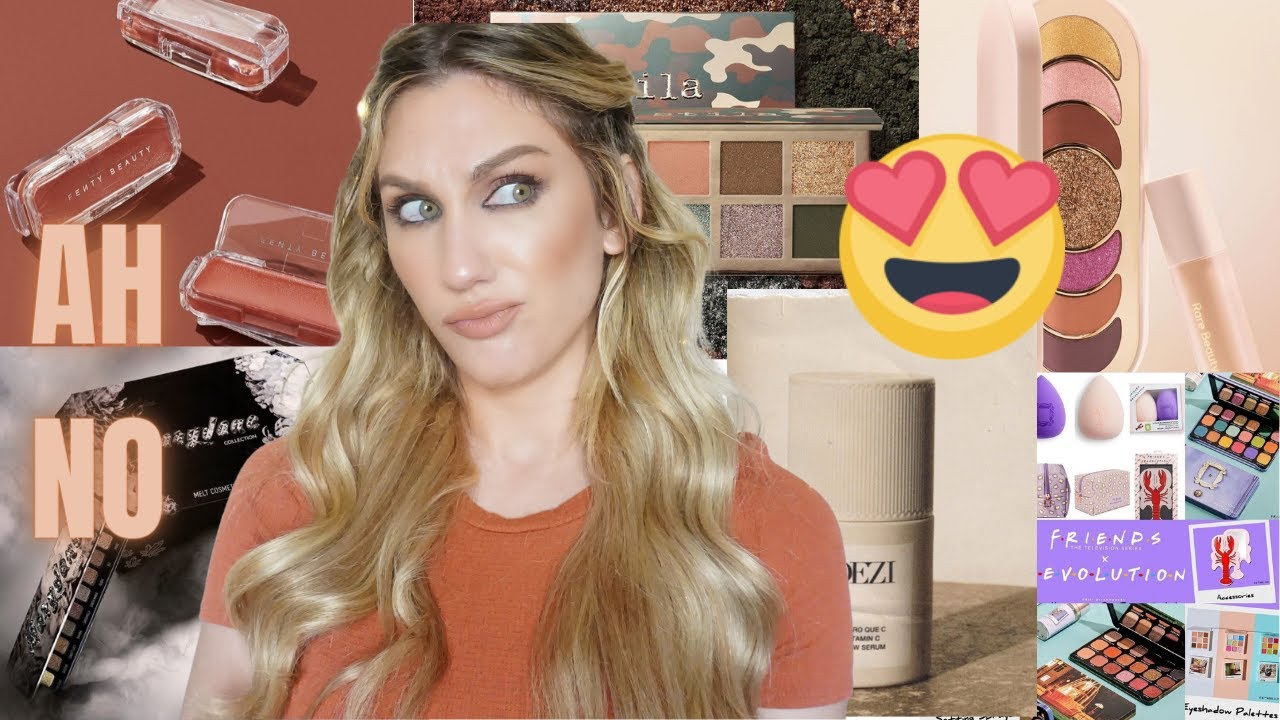 CLIP ON MAKEUP? ANOTHER BRAND IN DANGER? // NEW MAKEUP RELEASES + WILL I BUY IT?