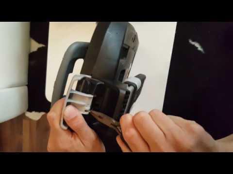 maxi cosi family fix repair youtube. Black Bedroom Furniture Sets. Home Design Ideas